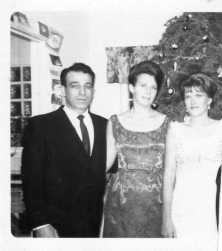 My mother, Elizabeth Welch Miller, is on the far right.
