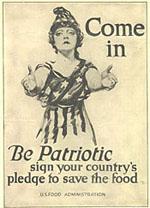 Food Conservation Poster 1917 Image Source: www.archives.gov