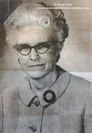 My grandma Juney